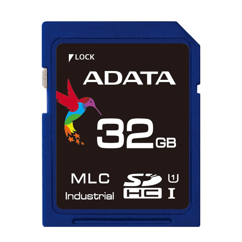 adata industrial mlc sd card 64gb videobits. Black Bedroom Furniture Sets. Home Design Ideas