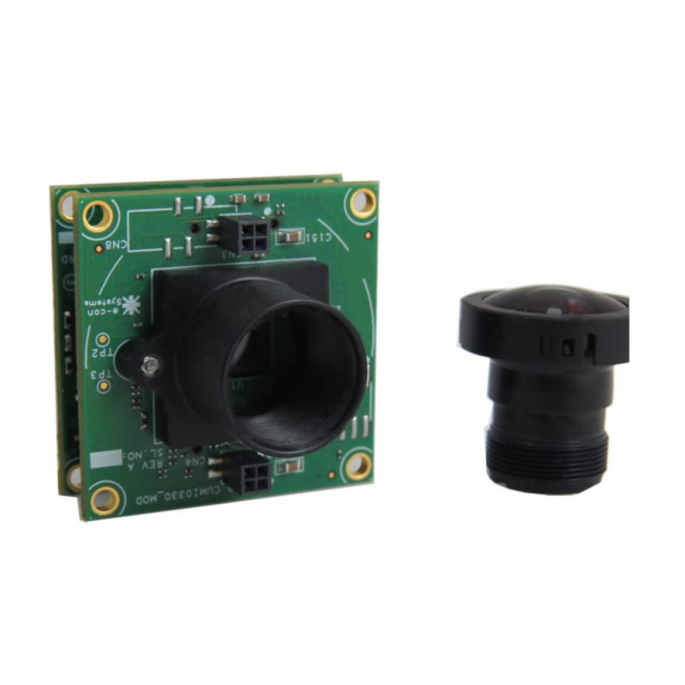 See3CAM_CU30 - 3 4 MP Low Light USB Camera Board (Color)